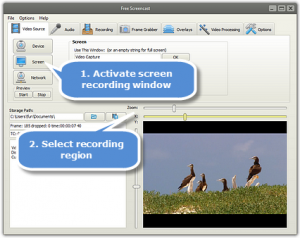 VIDEO GRATUIT RECORDER SCREENCAST TÉLÉCHARGER